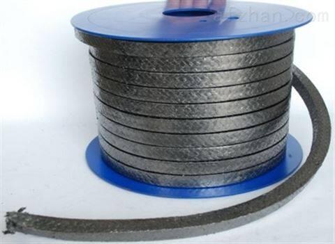 耐高温反应釜专用石墨盘根、批量石墨填料