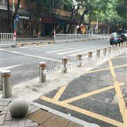 山东交通安全防护升降柱防恐车道阻车器现货