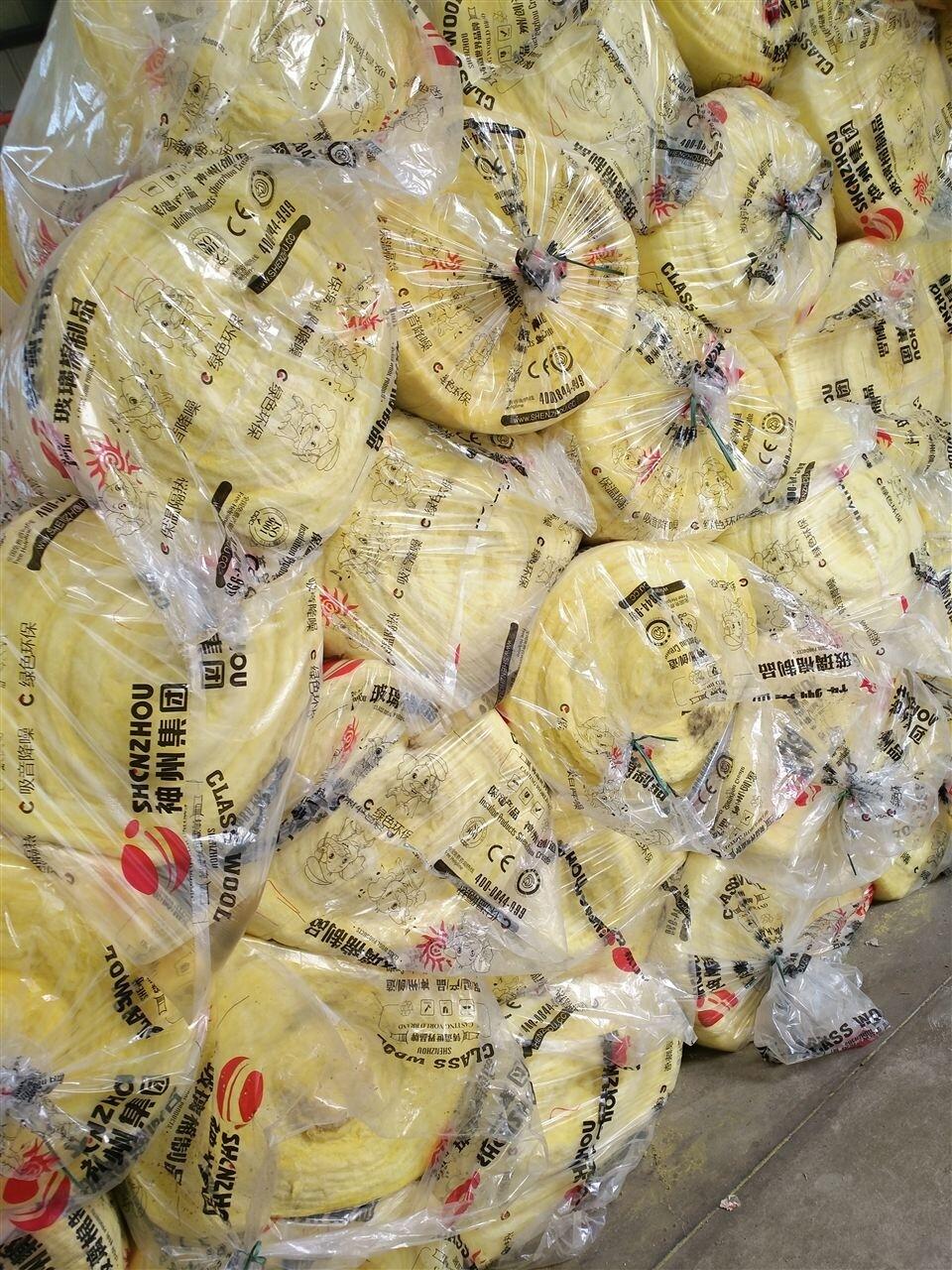 神州厂家玻璃棉卷板多少钱一米