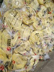 新型厂家直销铝箔贴面耐高温玻璃棉消音棉