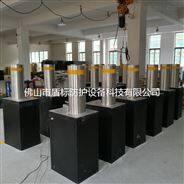新疆代理遙控防恐隔離樁,黑龍江伸降擋車器