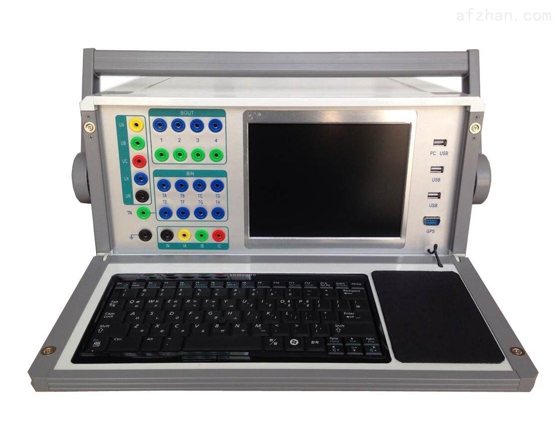 继电测试仪大屏幕LCD