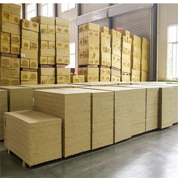 建筑行业专用岩棉 防火岩棉板批发价