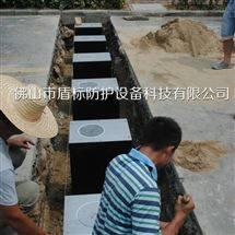 DB盾标防护全自动防撞柱液压升降桩生产厂家