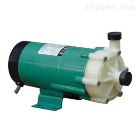 MP系列塑料磁力泵,MP微型泵