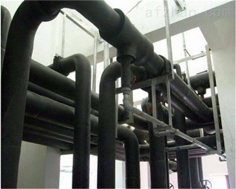 橡塑保温管价格 橡塑管道产品