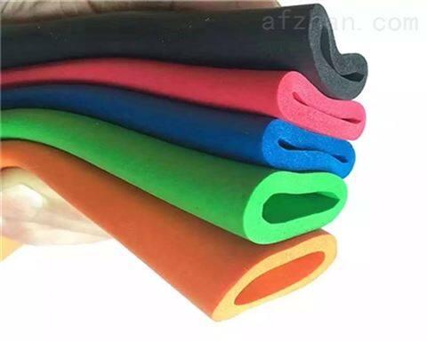 橡塑保温管价格 橡塑产品套管