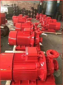 海南市 室内消火栓消防泵 厂家