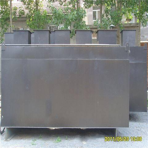 大型蔬菜加工污水处理设备