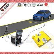 移动式车底安检系统