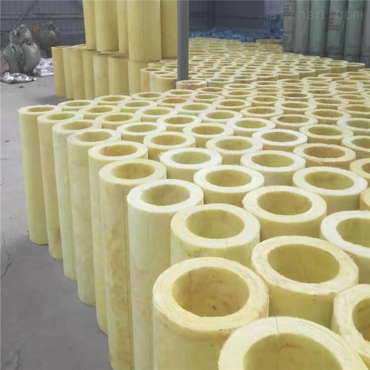 玻璃棉管管道保溫隔熱