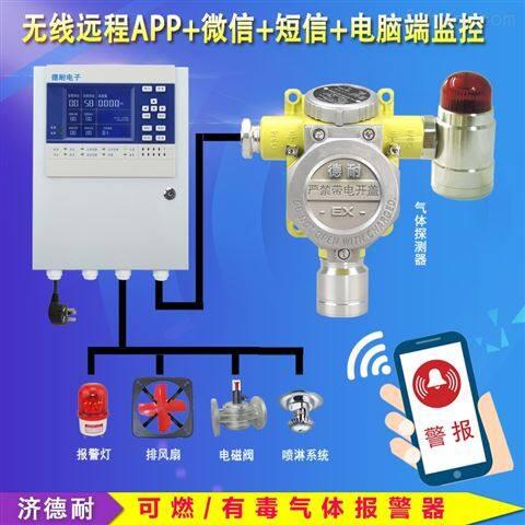 防爆型磷化氢气体探测报警器,智能监测