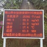 BRL-FY安徽黄山空气负氧离子监测系统