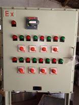 一用一备排水泵防爆控制箱