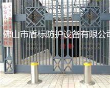 佛山自动升降柱北京液压升降桩遥控升降地柱