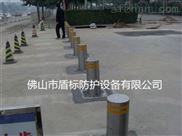 生产升降柱马路交通警示柱南京液压升降桩