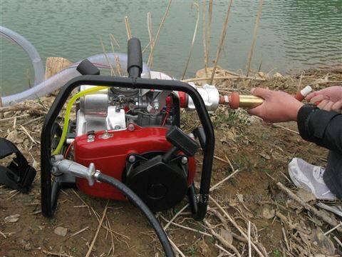 WICK250背负式森林消防泵 高压接力水泵