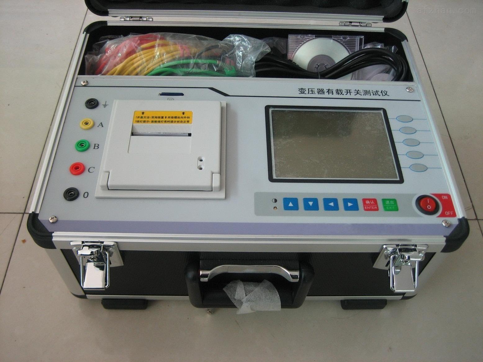 断路器开关特性测试仪大屏液晶