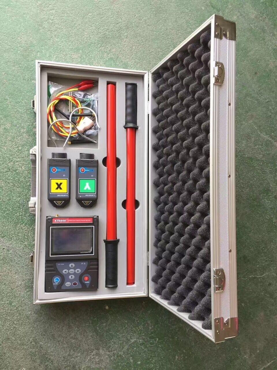 无线高压核相仪WHX-II 300c 600A 300