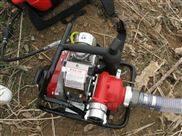 加拿大WICK-250森林消防泵 高压接力水泵 森林高压灭火水泵 便携高压接力消防水泵