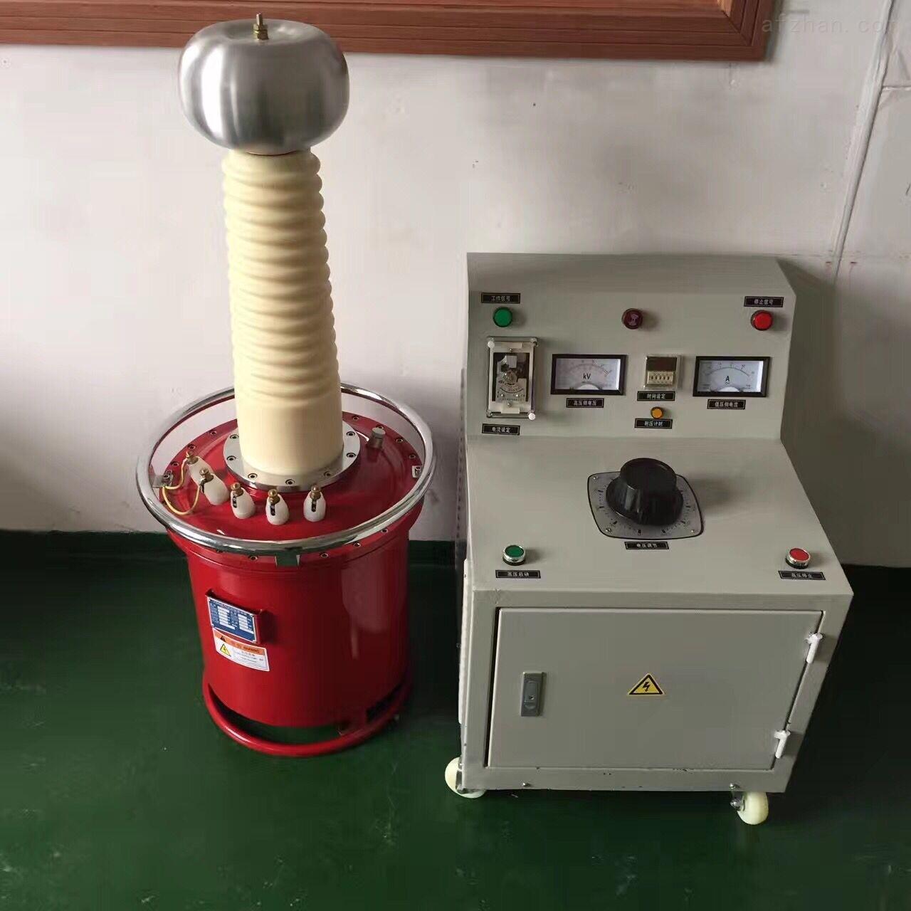 监视功能工频耐压试验装置