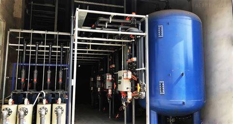 西安机加工污水处理环保工程