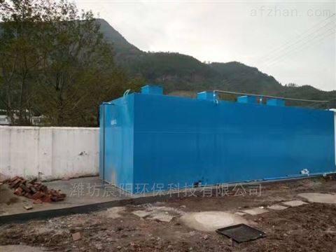 湖南小型医院污水处理设备