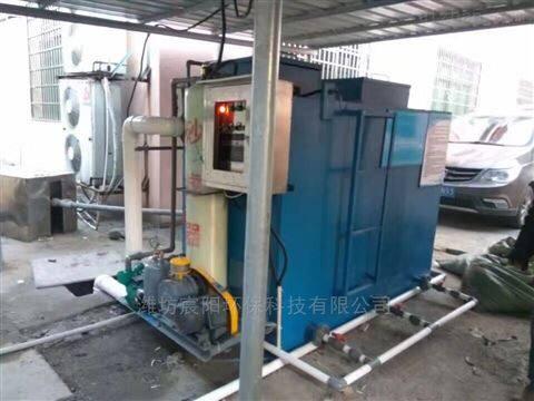 宜昌小型医院污水处理设备