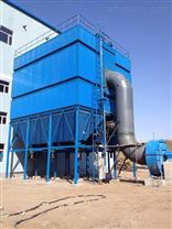 75吨生物质锅炉布袋除尘器技术性能参数