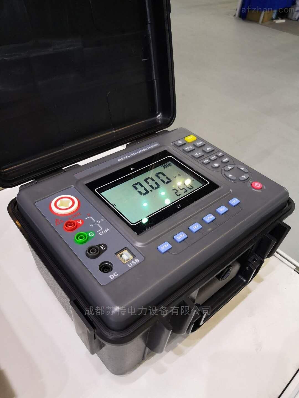 数显高压绝缘电阻测试仪/电力承试三级