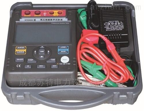 数字高压绝缘电阻测试仪、承试三级资质