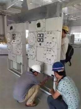 防爆电气安装