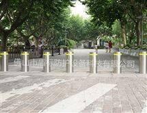 广场液压一体式升降柱,单位加强防撞路桩