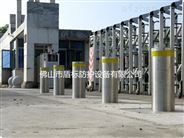 液壓機電一體式智能升降樁阻車柱頂部LED燈