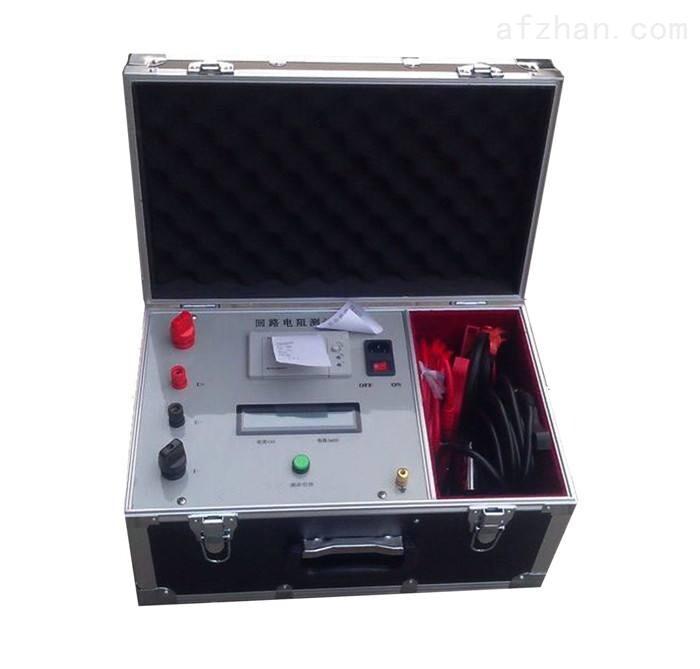 承试类升级资质回路电阻测试仪
