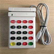 刷卡密碼鍵盤,磁條密碼小鍵盤  MHCX-753