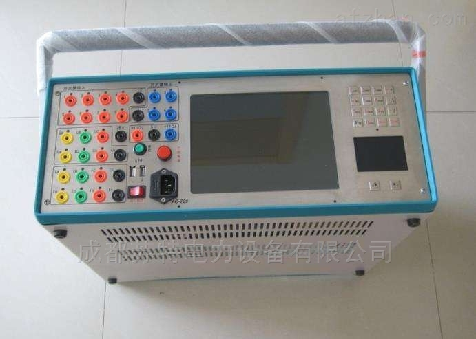 微机继电保护测试仪 三级承试承装设备