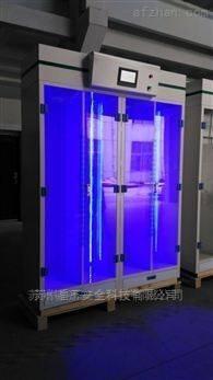 无管道净气型试剂柜技术原理
