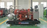 多燃料型秸稈沼氣發電機采用聲學先進技術
