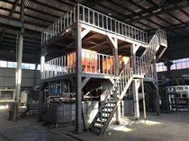 高效率水泥基勻質板設備和切割鋸