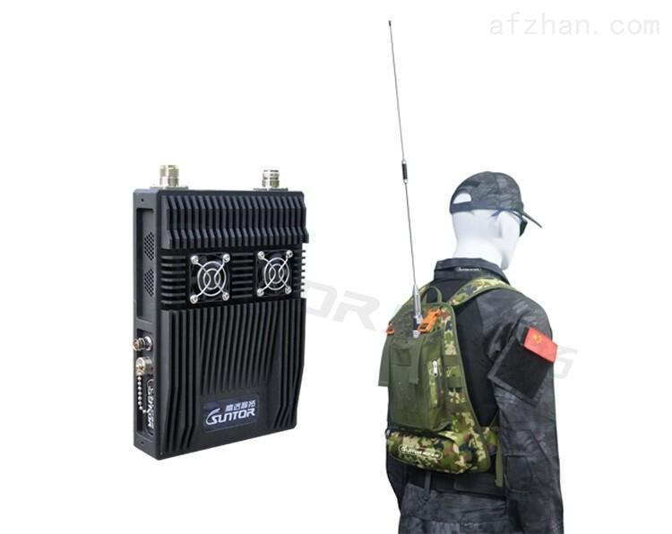 COFDM单向单兵无线传输设备ST9500DBS