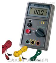 TES-1605 數字接地電阻計