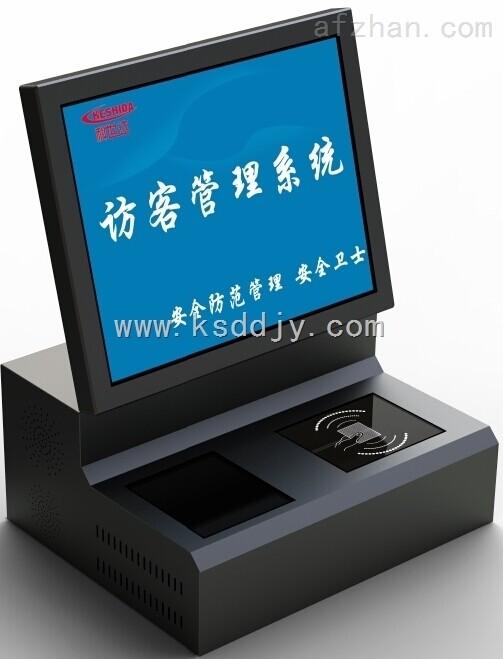 新款A2M科世达访客IC卡门禁一体机