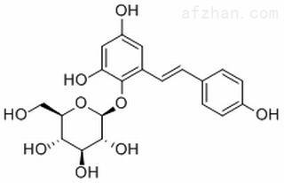 2,3,5,4'-四羟基二苯乙烯葡萄糖苷
