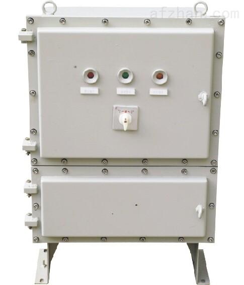 反应釜调速防爆变频器控制箱