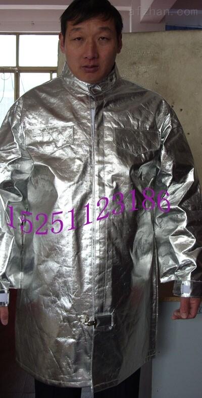 抗热辐射阻燃防火防护服