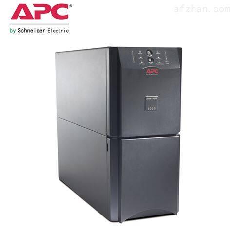 APC UPS电源 3KVA/2400W 在线互换式UPS电源