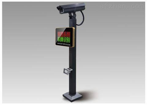 停车场自动车牌识别系统一体机