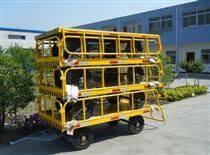 2t平板拖車報價及廠家直銷