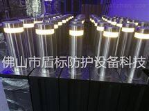 DB广东全自动液压分体式阻车升降柱厂家